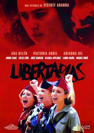 libertarias (dvd)-8421394547001