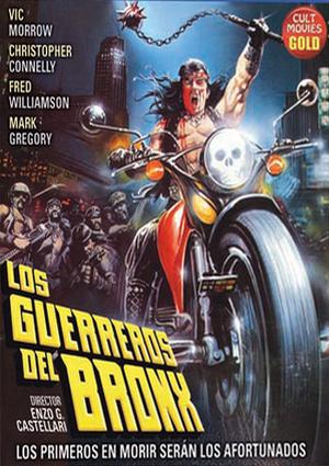 los guerreros del bronx (dvd)-8436022325722