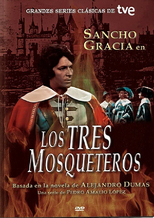 los tres mosqueteros (dvd)-8436541591547