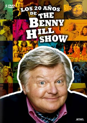20 años de benny hill (dvd)-8435153752506