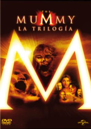 la momia 1-3 (dvd)-8414906832368