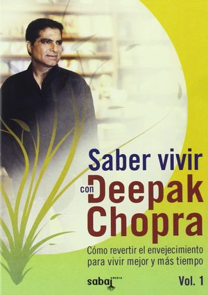 saber vivir, con deepak chopra (dvd)-8437008490397