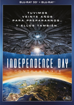 independence day: contraataque (blu-ray 3d+2d)-8420266000958