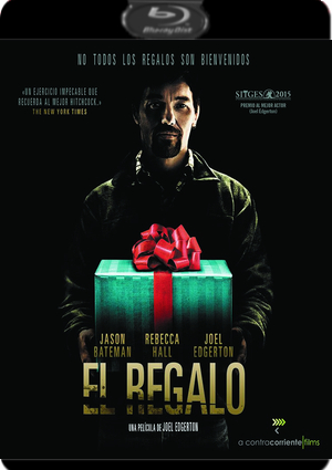 el regalo (blu-ray)-8436535545181