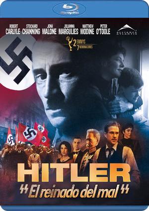 hitler, el reinado del mal (blu-ray)-8436022230965