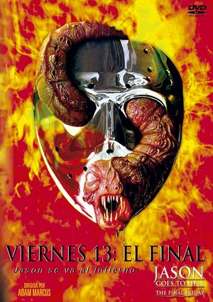 viernes 13 jason se va al infierno (dvd)-8436558194823