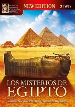 los misterios de egipto (dvd)-8436022231979
