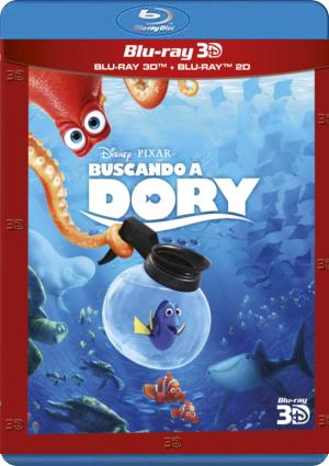 buscando a dory (blu-ray 3d)-8717418489670