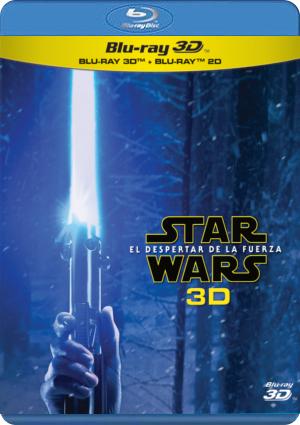 star wars: el despertar de la fuerza (blu-ray 3d+2d)-8717418496654