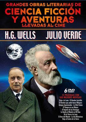 pack ciencia ficcion y aventuras (dvd)-8436022233362