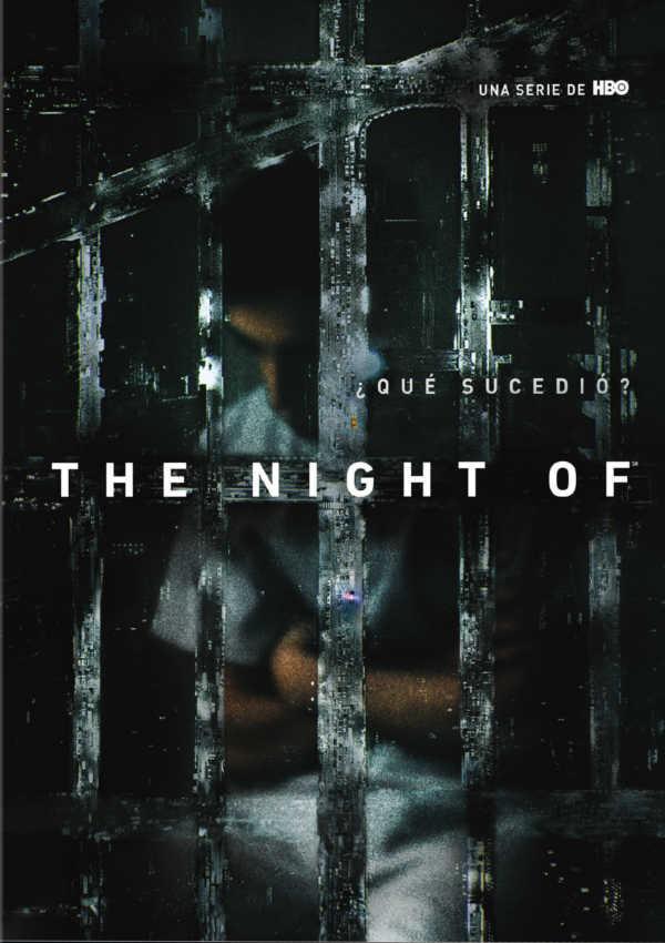 the night of - dvd - temporada 1-8420266007865