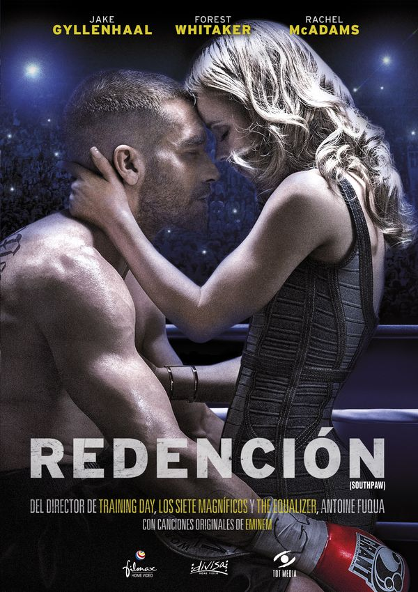 redención - dvd --8421394549739