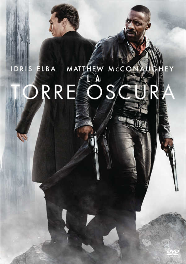 la torre oscura - dvd --8414533103435