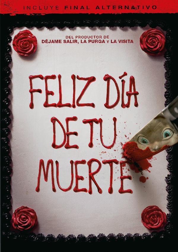 feliz dia de tu muerte - dvd --8414533108973