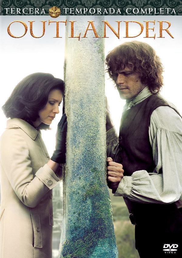 outlander - dvd - temporada 3-8414533112024