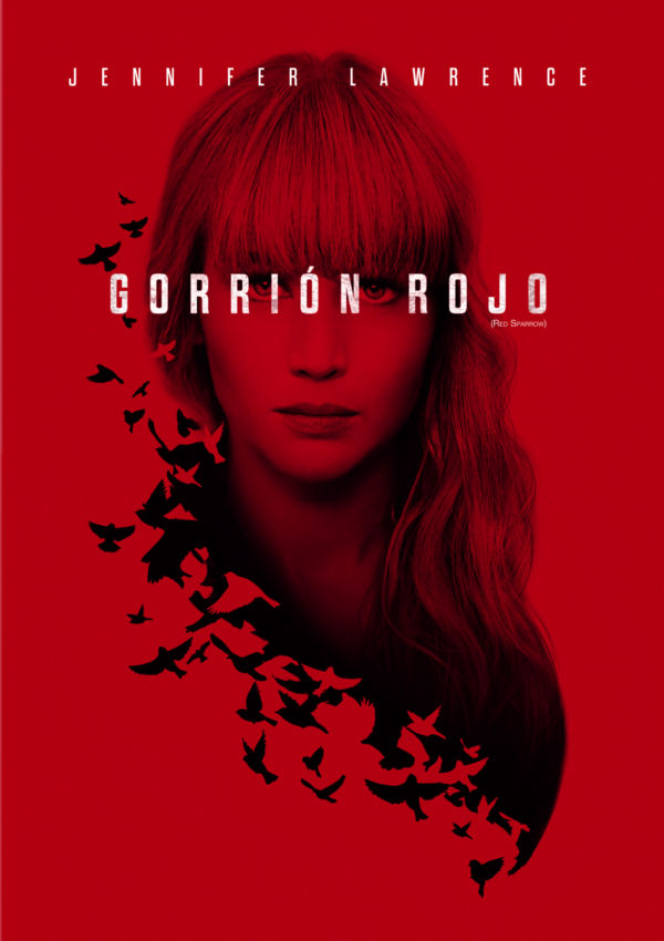 gorrion rojo - dvd --8420266016164