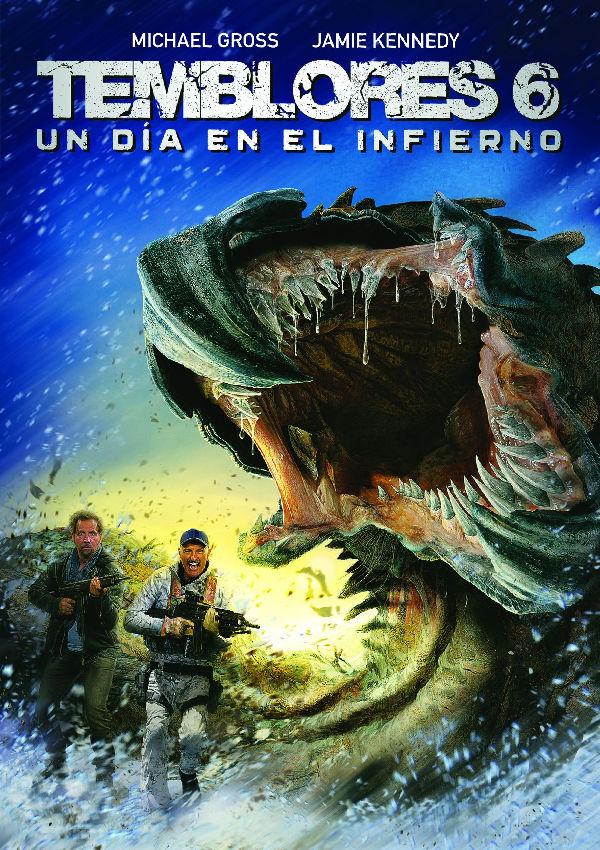 TEMBLORES 6. UN DIA EN EL INFIERNO - DVD - de Don Michael Paul ...
