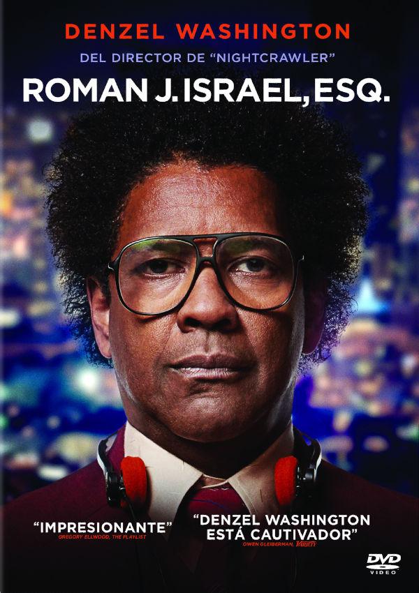 roman j israel, esq - dvd --8414533115520