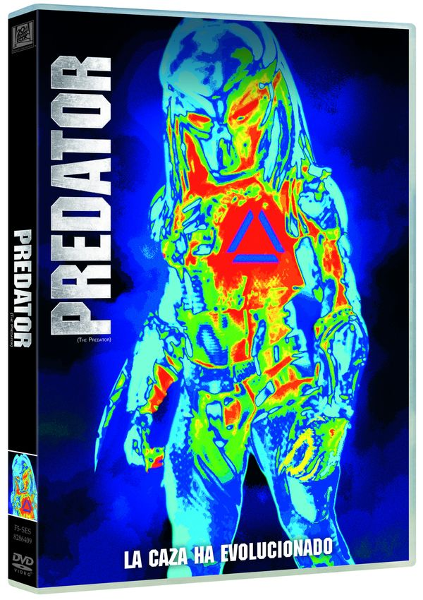 predator - dvd --8420266018755