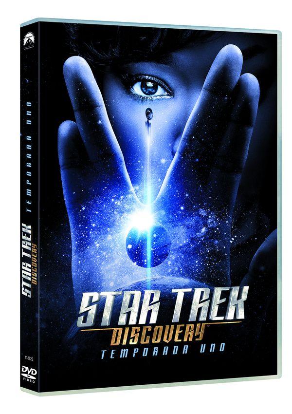 star trek discovery - dvd - temporada 1-8414533118828