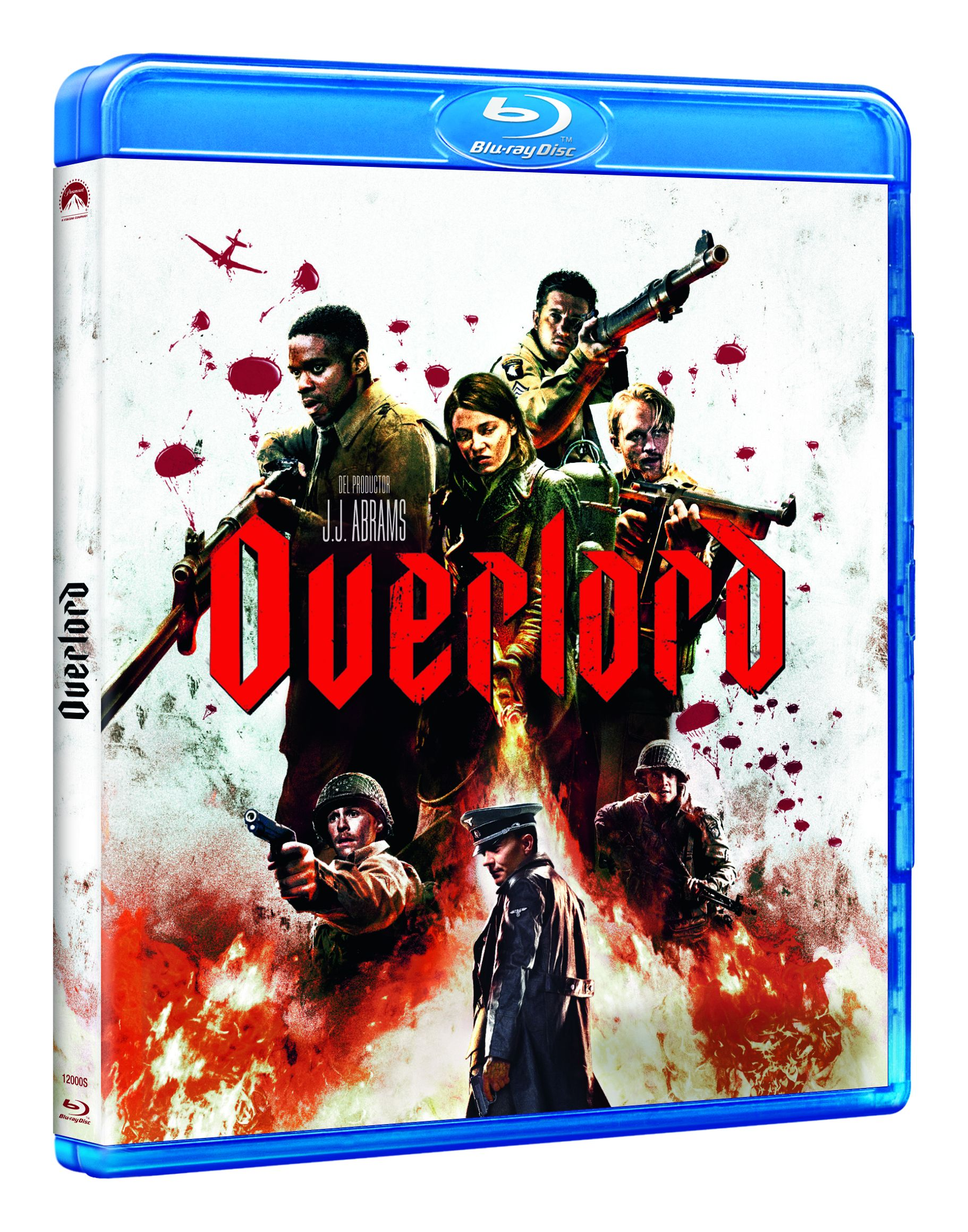 overlord - blu ray --8414533120005
