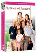 SIETE EN EL PARAISO 2ª TEMPORADA (DVD)