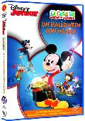 LA CASA DE MICKEY MOUSE: VOL. 4 HALLOWEEN CON MICKEY (DVD)
