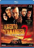 abierto hasta el amanecer 2: texas blood money (blu-ray)-8435153715532