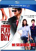 pack american playboy + mi segunda vez (blu-ray)-8435175966011