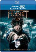 el hobbit: la batalla de los 5 ejércitos (blu-ray 3d+2d)-5051893212112