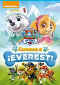 PAW PATROL: CONOCE A EVEREST (DVD)