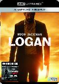 LOGAN - 4K UHD + BLU RAY -