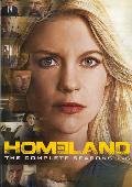 HOMELAND - DVD - TEMPORADA...