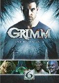 GRIMM - DVD - TEMPORADA 6