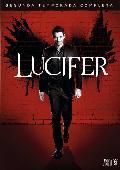 lucifer - dvd - temporada 2-8420266012104