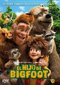EL HIJO DE BIGFOOT - DVD -